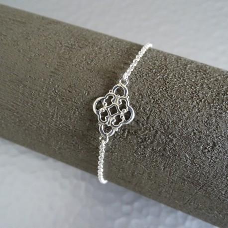 Bracelet losange Arabesque